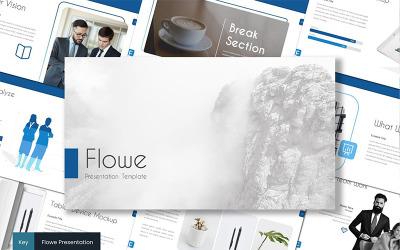 Flowe - Keynote template