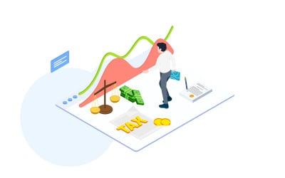 Pay tax 2 - Illustration