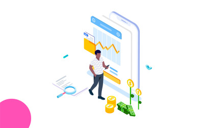 Tracking cost 4 - Illustration