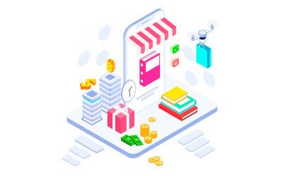 E-commerce 3 - Illustration