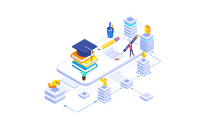 Fund higher education 2 - Illustration
