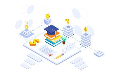 Fund higher education 5 - Illustration