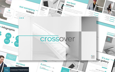 Crossover - Keynote template