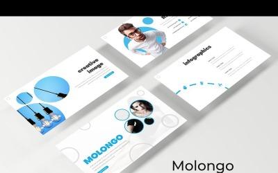 Molongo - Keynote template