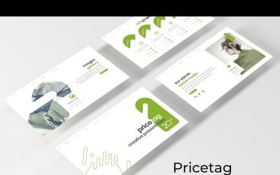 Pricetag - Keynote template