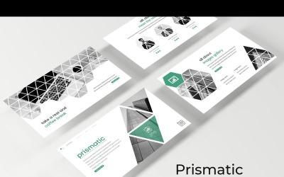Prismatic - Keynote template