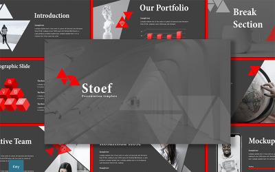 Stoef - Keynote template