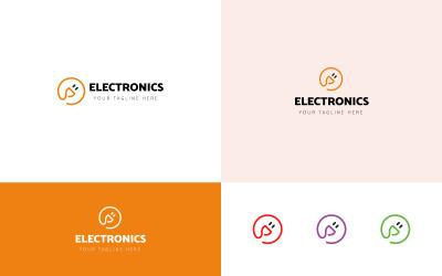 Electronics Logo Template