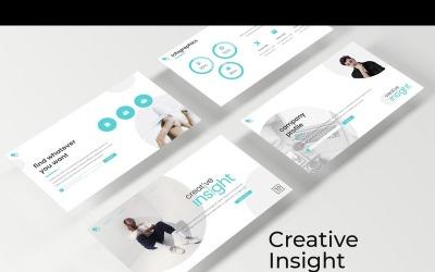 Creative Insight - Keynote template