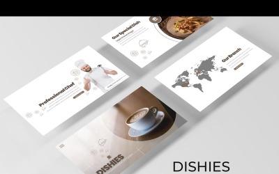 Dishies - Keynote template