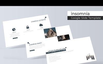 Insomnia Google Slides