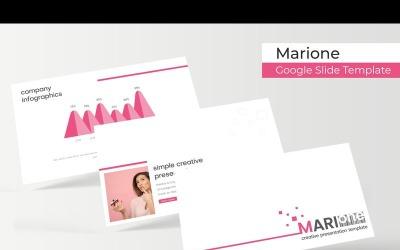Marione Google Slides
