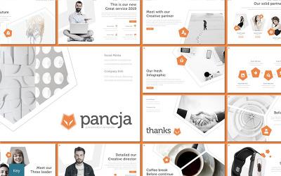 Pancja - Keynote template