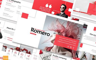 Romero Google Slides