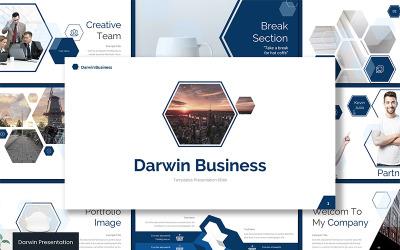 Darwin - Keynote template