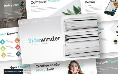 Sidewinder Google Slides