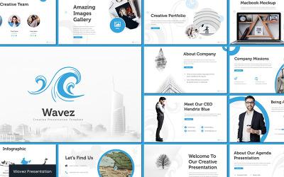 Wavez Google Slides