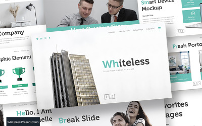 Whiteless Google Slides