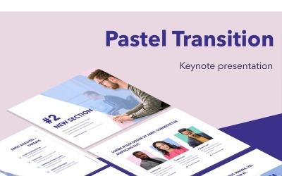 Pastel Transition - Keynote template