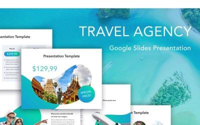 Travel Agency Google Slides