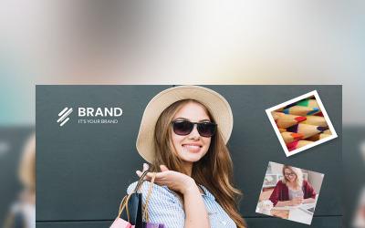 Brand - Creative & Business Flyer Vol_ 17 - Corporate Identity Template