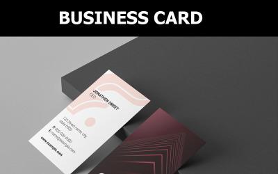 ERA Business Card - Corporate Identity Template