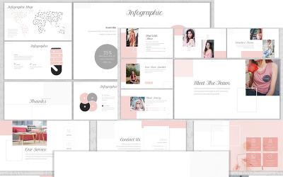 Laluna PowerPoint template