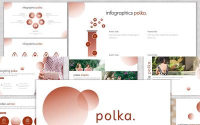 Polka - Keynote template