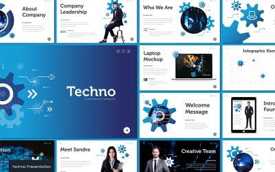 Techno Google Slides