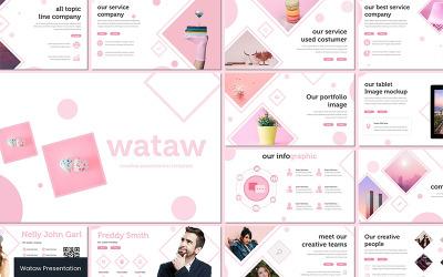 Wataw Google Slides