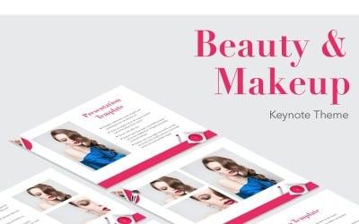 Beauty & Makeup - Keynote template