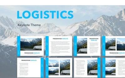 Logistics - Keynote template