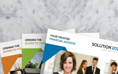 Multipurpose Flyer - Corporate Identity Template