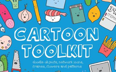 Cartoon Toolkit - Illustration