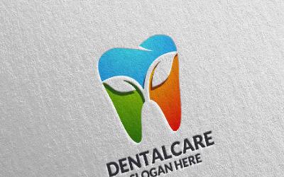 Dental, Dentist stomatology Design 6 Logo Template