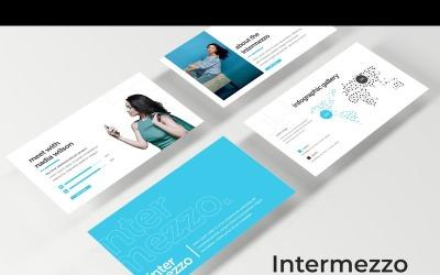 Intermezzo - Keynote template