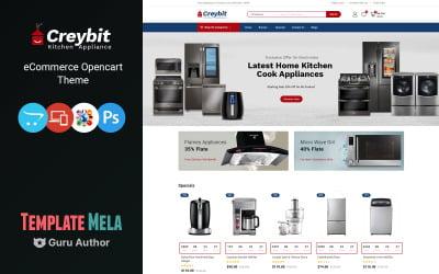 Creybit - Multipurpose OpenCart Template