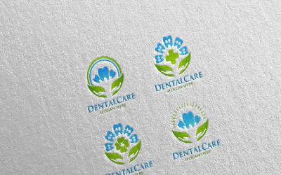 Dental, Dentist stomatology Design 16 Logo Template