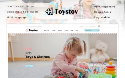 ToysToy - Kinderspielzeuggeschäft PrestaShop Theme
