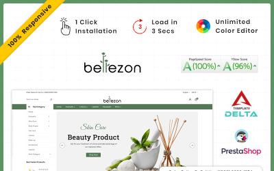 Bellezon Cosmetic - PrestaShop motiv Costery Store