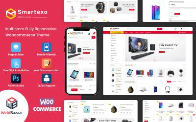 Smartexo - Tema WooCommerce multiuso elettronico
