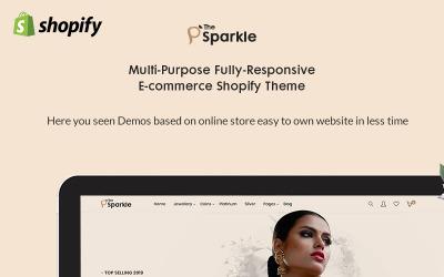 闪闪发光-珠宝高级Shopify主题