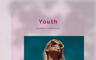YOUTH - Keynote template