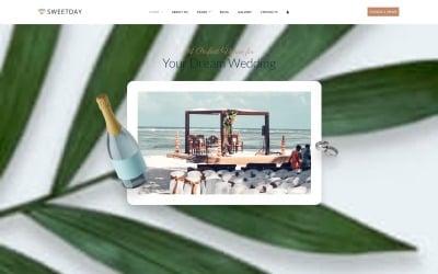 Sweetday - Wedding Venues Multipage Joomla Template
