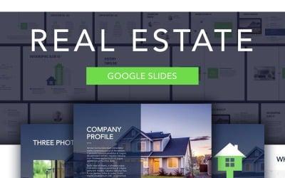 Real Estate Google Slides