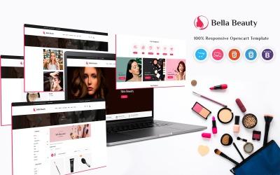 Bella Beauty - OpenCart-sjabloon