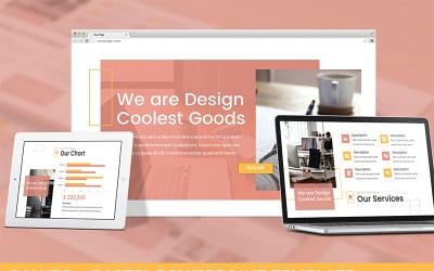 Salude - Pastel PowerPoint Template