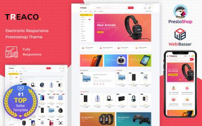 Treaco - Electronic Multipurpose Store PrestaShop Theme