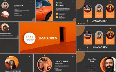 Презентація Лімау Орена Google Слайди