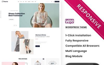 Thome: el tema de WooCommerce sensible a la tienda mínima
